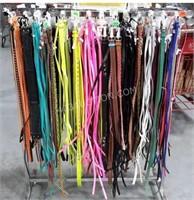 Lot of Various Belts
