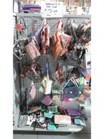 4 Sided Display of Assorted items & Display Unit