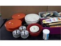 Lot of Assorted Items - Plates and More