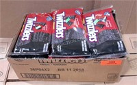 Lot of Black Licorice Twizzlers - NEW