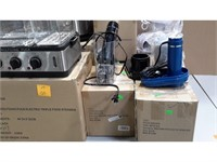Lot of Assorted Items - Cookers and More