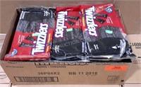 Lot of Black Licorice Twizzlers - NEW