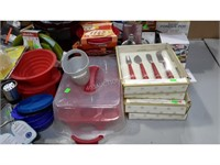 Lot of Assorted Items - Camping