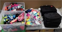 Lot of Assorted Clothing + Bags - Mostly Kids