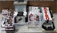 Lot of Assorted Items - Frames, Decor, Eyelashes