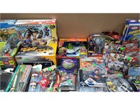 Lot of Assorted Toys and Games
