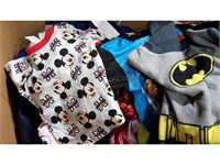 1/2 Pallet  of Assorted Clothing - Mostly Kids NEW