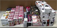 Lot of Assorted Hair Care Items - Conair, Hot Buns