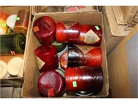 Pallet Lot of Mostly New Candles