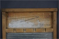 Antique National Universal Washboard #134