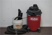 Master Mechanic 16 Gallon Wet Dry Shop Vac