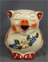 Shawnee Smiley Pig Pitcher