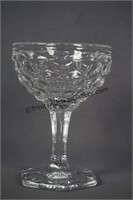American Fostoria 4pc. Champagne / Sherbet Set
