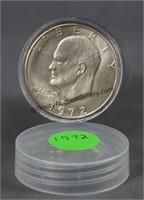 1972-P BU Roll of 20 Eisenhower Dollars
