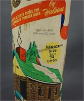 Vintage American Logs Senior Set #810
