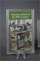 American 20th Century Coin Collection Sets