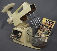 Oster Regency Kitchen Center Mixer and Accessories