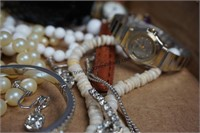 Group of Ladies Fashion Jewelry