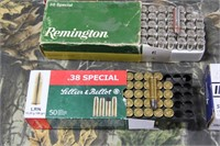Lot of Mixed.38 Special Ammunition