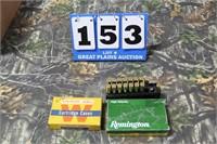 Lot of Mixed 7X57 (7mm Mauser) Ammunition