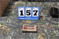 1 Box Hornady .30-30 Win. Ammunition