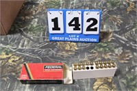 1 Partial Box Federal .243 Win. Ammunition