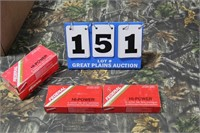 Lot of Federal 7-30 Waters Ammunition & Brass