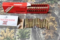 Lot of Mixed .30-30 Winchester Ammunition