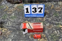 7 Boxes Federal .22LR Ammunition
