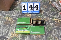 Lot of Mixed Remington .25-06 Ammunition