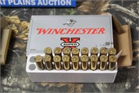 Lot of Mixed .264 Win. Magnum Ammunition