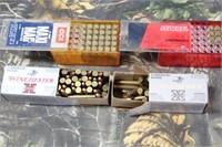 Lot of Mixed .22WMR Ammunition