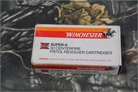 1 Box .38 Automatic Ammunition