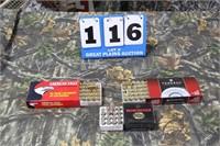 Mixed Lot .40 S&W Ammunition