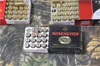 Mixed Lot .40 S&W Ammunition