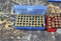 Mixed Lot 3 Partial Boxes .44 Special Ammunition
