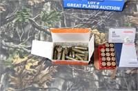 2 Partial Boxes .44 Rem. Magnum Ammunition