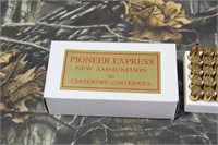 2 Boxes Pioneer Express .44 Special Ammunition
