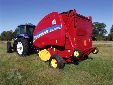 NEW HOLLAND ROLL-BELT 560 For Sale By Premier Equipment LLC