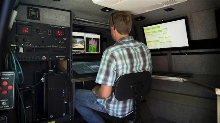 Meet GUSS, The Self-Driving Orchard Sprayer