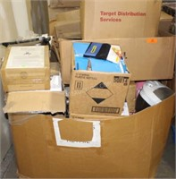 Pallet Lot of Assorted Goods -Salvage