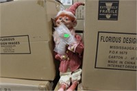 Pallet Lot of New Decor Items, Elves and Statues