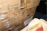 Pallet Lot of  Wolfgang Puck Pressure Ovens +Merch
