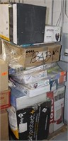 Pallet Lot of Mostly New Baby Related Merch