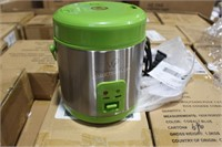 Lot of Wolfgang Puck Rice Cookers & Spiralizers