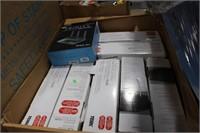 Pallet Lot of HDTV Antennas + Mixed Merchandise