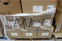 Pallet of New Baby Blankets, Swaddlers, Washcloths