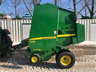 John Deere 458 For Sale - 62 Listings | TractorHouse com au