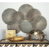 METAL WALL DECOR 48""
