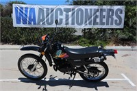 1998 Yamaha DT175 Motorcycle